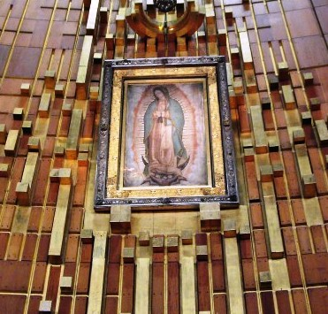 Physiker: Tilma von Guadalupe nicht erklärbar -
